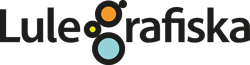 Lule Grafiska Logotyp